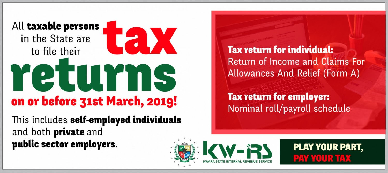 How to file tax return self employed